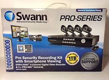 Swann Pro-Series Pro security recording kit DVR4-2600 4X Pro 580 Cameras