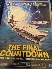 DVD : The Final Countdown (DVD, 2004, Widescreen Edition) Blue Underground