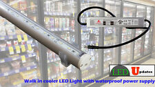 Retail Store Refrigerator walk in cooler LED light 5ft C3014 UL waterproof power
