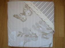 NEXT FARFALLA oro cuore cotone ricca finitura morbida doppio letto Set Bedset