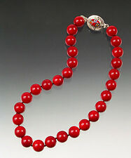 CLEARANCE SALE - BESS HEITNER BOWL OF CHERRIES NECKLACE