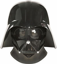 New DARTH VADER SUPREME Edition Helmet Collector Mask Star Wars Rubies 4199