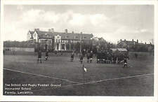 Formby. Holmwood School. The School & Rugby Football Ground.