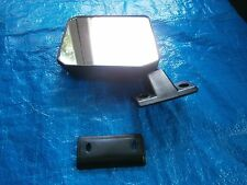 Toyota Landcruiser Troop Carrier & Bundera external mirror RIGHT  DRIVERS SIDE