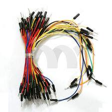 60pcs new Breadboard Jumper Cable Wire Kit for Arduino Board