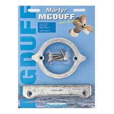 MG Duff Aluminium Anode Kit for Volvo 280 Single Prop. Replace Zinc or Magnesium