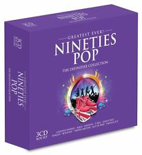 Various - Greatest Ever! Nineties (90s) Pop (2013)  3CD Box Set  NEW  SPEEDYPOST