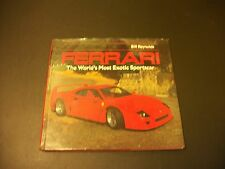 Ferrari ~ The Road Cars ~ Keith Bluemel ~ Softbound ~ Illustrated BK2