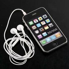 4 PIN 3.5mm EARPHONE HEADSET HEADPHONE HANDS FREE FR iPHONE MOBILE PHONE MP3 MP4