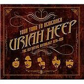 Uriah Heep - Your Turn to Remember (The Definitive Anthology, 1970-1990, 2016)