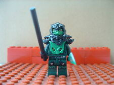 Green Ninjago Mini Figure Evil Lloyd free lego weapons chima,marvel Uk Stock