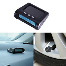 TPMS Tyre Pressure Monitoring  LCD Intelligent System Wireless 4 External Sensor