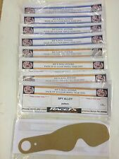 50 RIP N ROLL TEAR OFFS  FOR SCOTT  XI GOGGLES FREE UK POSTAGE