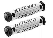 Manopole Ritchey TRUE GRIP GRID  TG6 Black/White/GRIPS RITCHEY TRUE GRID TG6