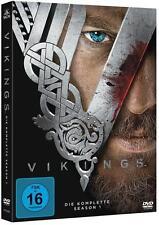 VIKINGS - Staffel / Season 1 komplett 3 DVD  NEU + OVP