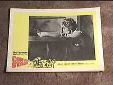 CONVICT STAGE 1965 LOBBY CARD #3 WESTERN BABE WITH A GUN