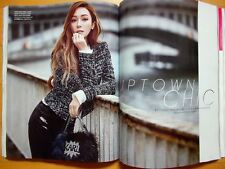 SNSD Girls Generation JESSICA/Cutting 10P---magazine Clips/Korea/December 2016