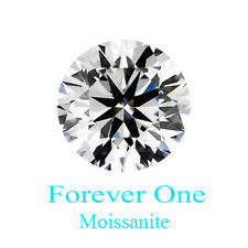0.5 Ct Color D-F Clarity VVS1 Forever One Moissanite Charles&Colvard Created