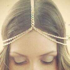 Women Head Chain Head Piece Tassel Headband Hair Band hair accessories