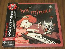 RED HOT CHILI PEPPERS Japan PROMO card sleeve CD mini LP obi MORE LISTED One Hot
