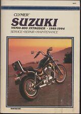 Suzuki VS700-800 Intruder, 1985-1994 (1995, Paperback)