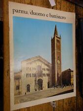 Parma Il Duomo e Battistero fascicolo E2
