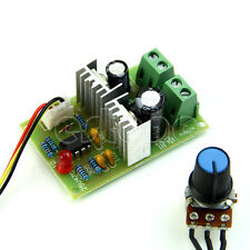 12V/24V/36V 3A DC Pulse Width PWM Motor Speed Regulator Controller Switch Hot