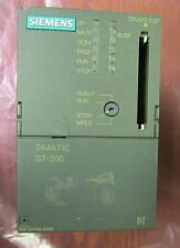 Siemens 6ES7 315 2BF03 0AB0 Simatic S7 300 Power Supply CPU315-2 DP Module