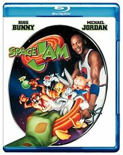 SPACE JAM (Michael Jordan)  -  Blu Ray - Sealed Region free