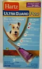 Hartz Ultra Guard Pro Flea & Tick Treatment for Dogs & Puppies Weight 31-60 lbs