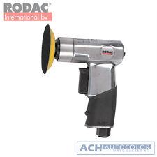 Druckluft Exzenter Schleifer Mini Druckluft Werkzeug (50 + 75mm) RODAC RC 169