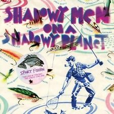 Shadowy Men On A Shadowy Planet Sport Fishin Lure Of The Bait The Luc NEW sealed