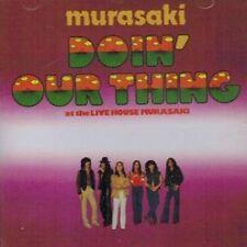 "Murasaki:  ""Doin' Our Thing (At The Live House Murasaki)""  (CD)"