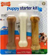 Nylabone Puppy Starter Kit