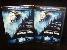Winter's Bone (DVD, 2010) Mint Disc!•With Slip Cover!•Jennifer Lawrence