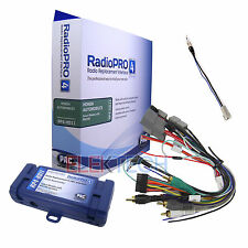 PAC Radio Replacement Interface & Steering Wheel Control Retention SWC for Honda