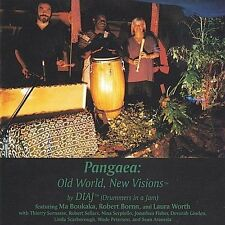 DIAJ (Drummers in a Jam)-Pangaea: Old World, New Visions  CD NEW