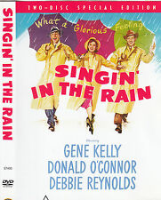 Singin In The Rain-1951-Gene Kelly-2 Disc Special Edition-Movie-2 DVD