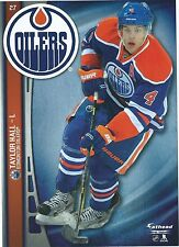 TAYLOR HALL EDMONTON OILERS MINI FATHEAD TRADEABLES 2014 REMOVABLE STICKER 27