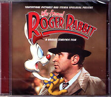 WHO FRAMED ROGER RABBIT Alan Silvestri OST Soundtrack CD Falsches Spiel mit NEU