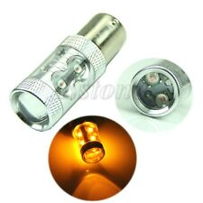 Yellow 1156 BA15S P21W 1129 50W LED Car Tail Brake Turn Signal Bulb Light