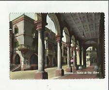 92200  cartolina primo colore di fossano portici di via roma