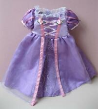 Disney Princess Animator RAPUNZEL Replace outfit CLOTHES DRESS Baby Toddler Doll
