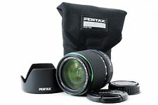 F/S Mint+++ SMC Pentax-DA 18-135mm F3.5-5.6 ED AL [IF] DC WR Lens w/Hood+Case