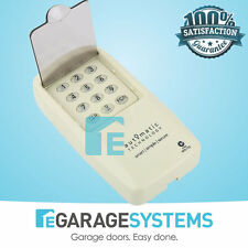 KPX7v2 Keypad ATA Gate & Garage Door Suits PTX5v1 & V2 TrioCode KPX7 61283 x1