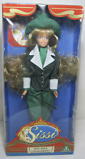 1998 GIOCHI PREZIOSI SABAN'S SISSI PRINCESS DOLL EUROPEAN MISB NRFB NEW GREEN