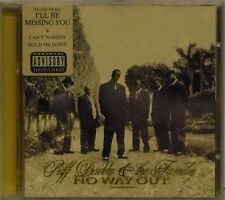 PUFF DADDY & THE FAMILY 'NO WAY OUT' 17-TRACK CD