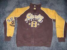 Men's Shady LTD 8 Zip Up Sweatshirt Jacket Size Large