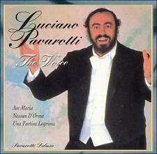 Luciano Pavarotti - The Voice (CD, Pavarotti Deluxe, AM) BN Sealed