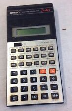 Casio FX‑82A Scientific Calculator ‑ 10 Digits, Vintage Casio Calculator, Tested